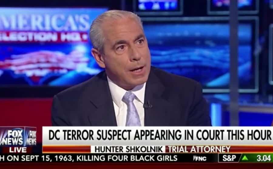 Hunter on Fox News