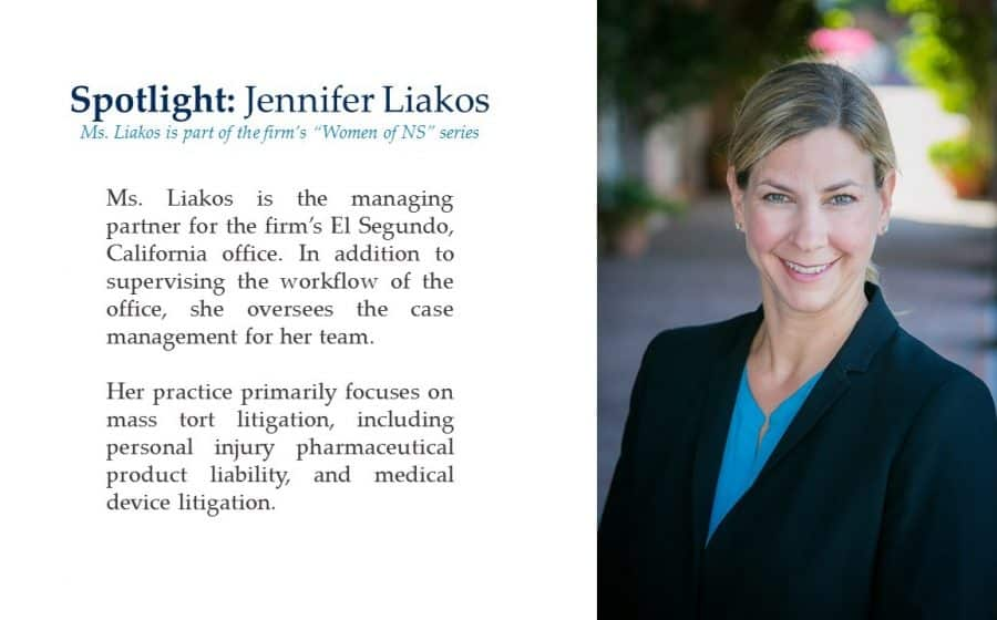 Women of NS - Jennifer Liakos Homepage Slider.