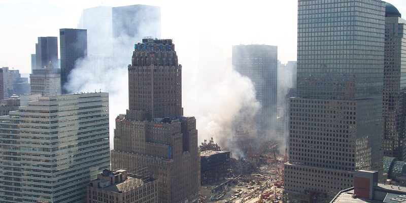 World Trade Center Air Cleaner : Deadly chemicals present in air after attack on world